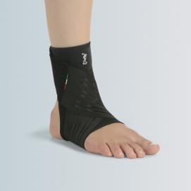 8LIGHT - Cavigliera elastica con bendaggio ad 8