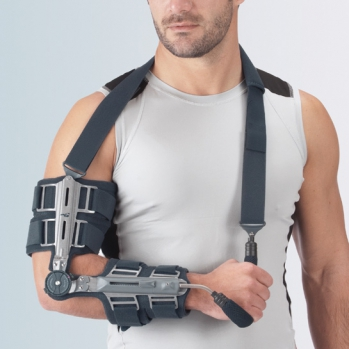 EPICO-REVO PS - Tutore gomito R.O.M. con dispositivo prono supinazione polso