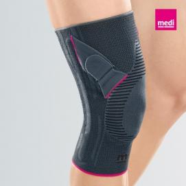 GENUMEDI PT - Ginocchiera elastica con stimolazione muscolare per controllo rotula