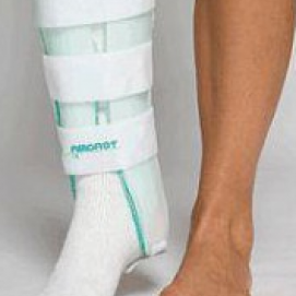 LEG BRACE - gambaletto post-frattura - AIRCAST