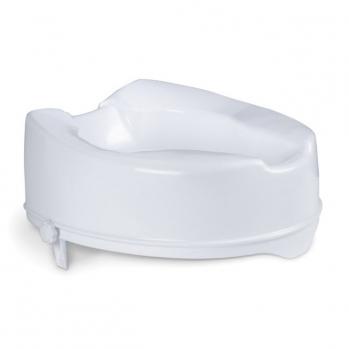 RIALZO WATER ALZA WC - Con staffe laterali regolabili H. 14 cm
