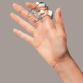SPLINT - ferula dr. Bunnel per dito singolo (flessione)